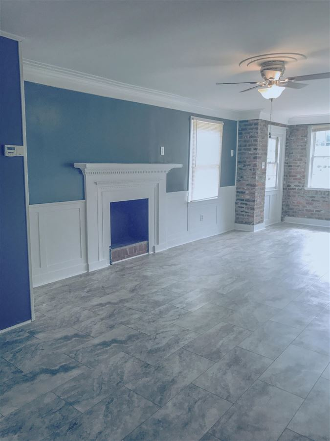 newly renovated home has close access to the Cooper River Bridge and downtown luxury homes