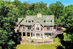Luxury properties Serenity Lake Lodge in nashville
