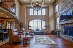 Mansions in Incredible Zionsville Estate