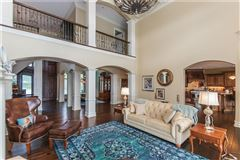 Luxury real estate waterfront gated estate