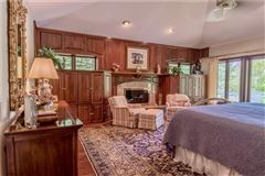 Luxury homes in 60 acre equestrian estate