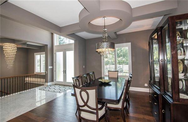 Luxury properties recently updated home