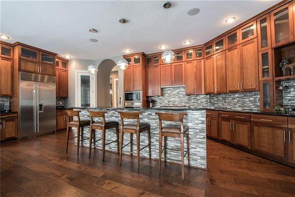 recently updated home luxury properties