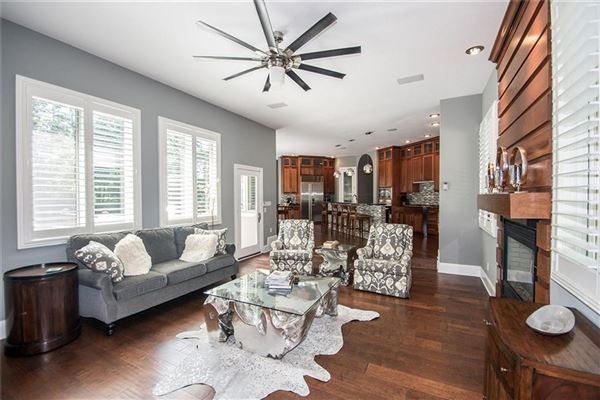 Luxury homes in recently updated home