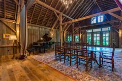 Luxury real estate Patinated Brown County Masterpiece