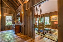 Patinated Brown County Masterpiece luxury real estate