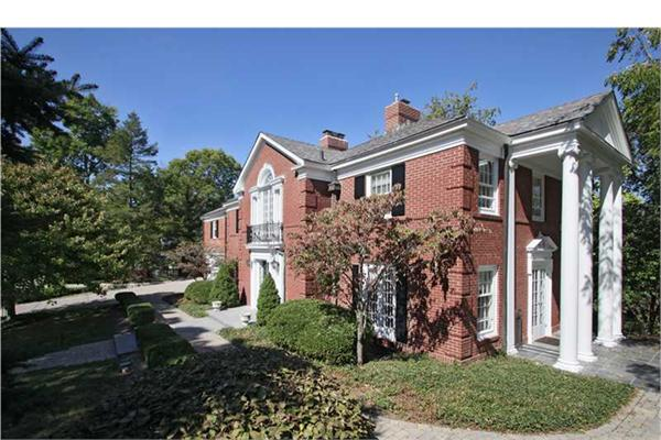 Lovely 1936 Southern Red Brick Colonial Indiana Luxury