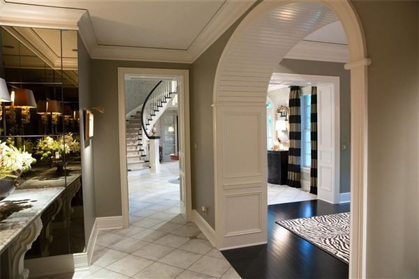 exquisite home includes a Wine cellar luxury homes