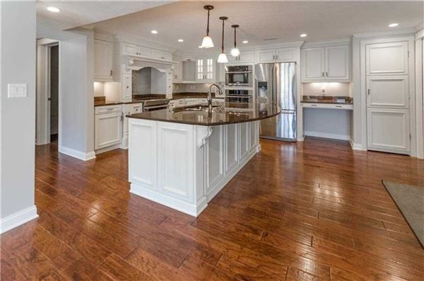 Beautifully updated Washington Township home mansions