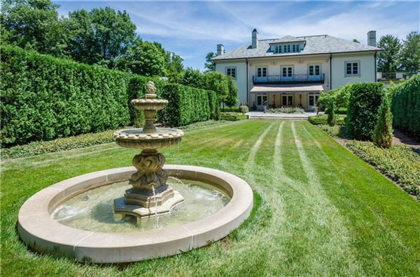 Luxury properties Truly one-of-a-kind European-inspired masterpiece