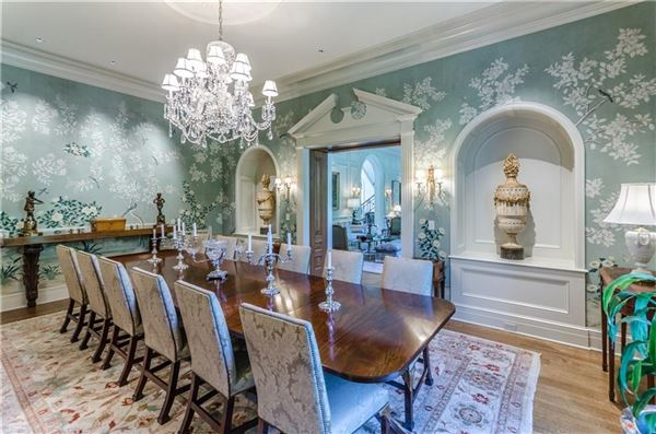 Luxury homes Truly one-of-a-kind European-inspired masterpiece