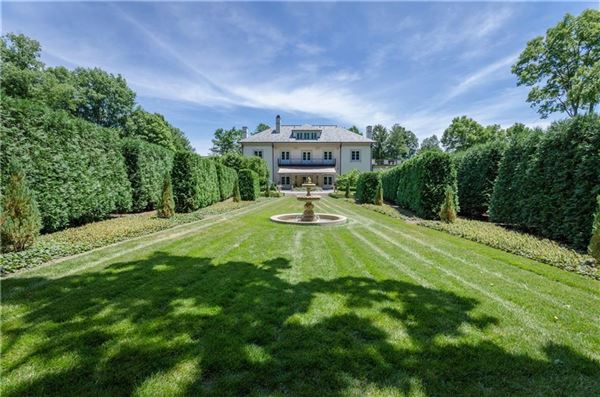 Truly one-of-a-kind European-inspired masterpiece luxury real estate