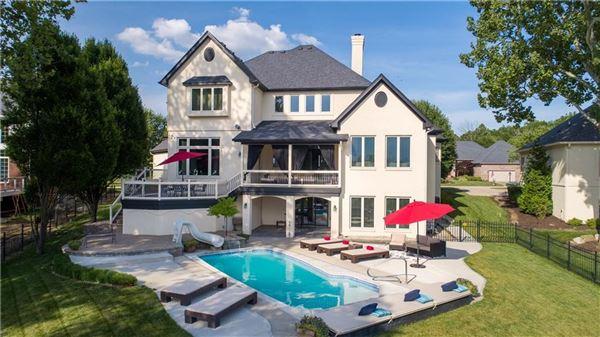 wonderful Geist Waterfront home mansions
