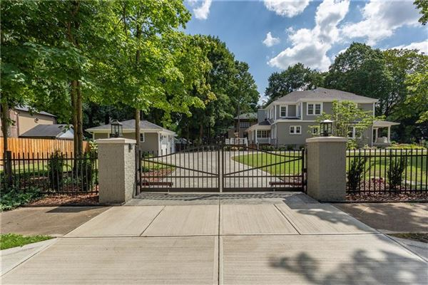 Luxury homes upgraded home on gorgeous gated lot