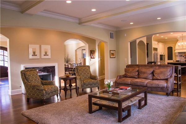 Elegance and sophistication luxury real estate