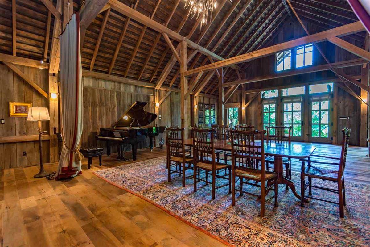 Mansions true rustic retreat