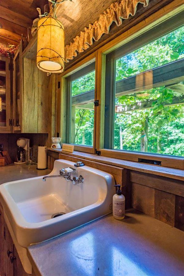 Luxury real estate true rustic retreat