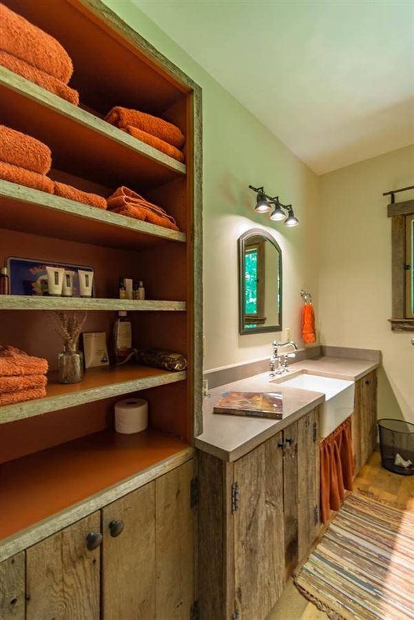 Luxury properties true rustic retreat