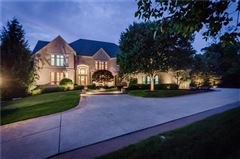 majestic home with picturesque views of Geist luxury real estate