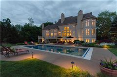 majestic home with picturesque views of Geist luxury properties