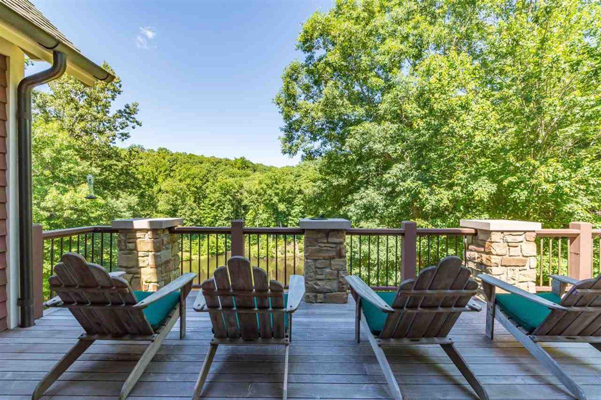Luxury properties 55 acre Brown County estate