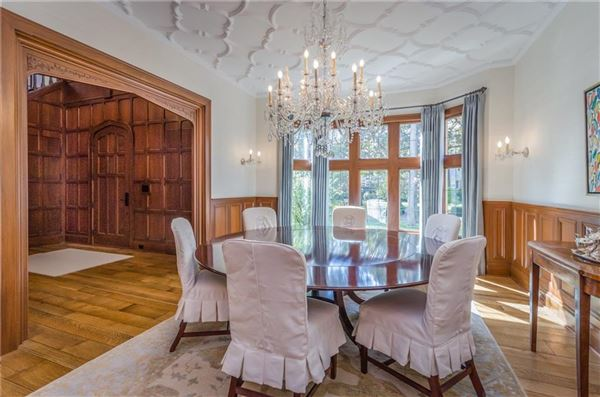 Luxury real estate A home of uncompromising quality and design