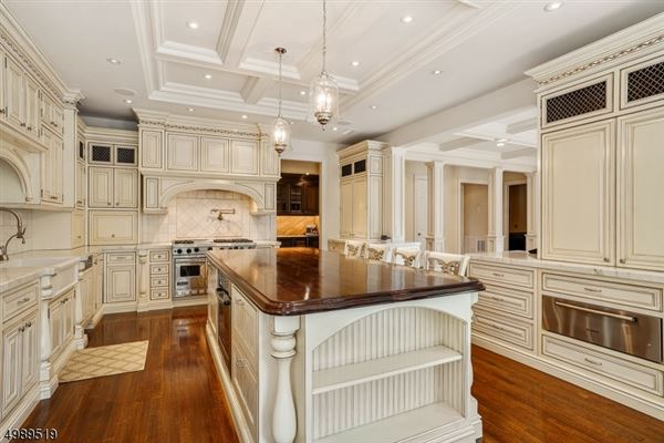 Luxury real estate impressive custom built estate