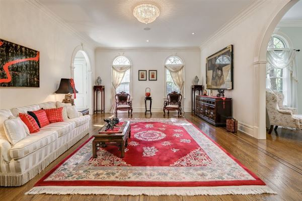 Luxury homes jewel in the heart of Bedminster