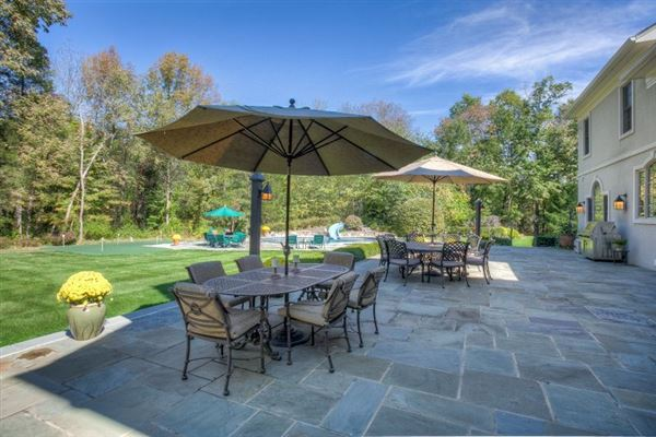 jewel in the heart of Bedminster luxury real estate