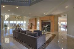 Luxury real estate A retreat with panoramic views