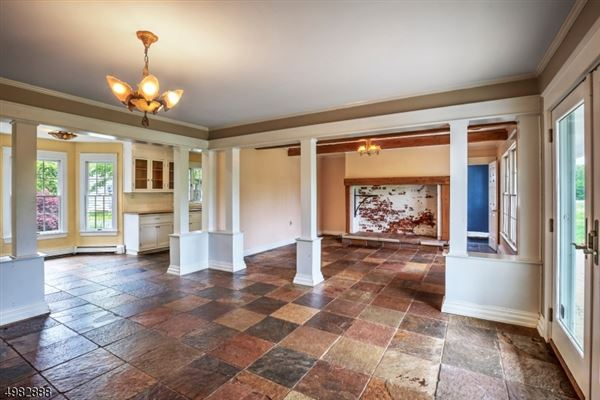 Traditional Farmhouse on 67 acres luxury real estate