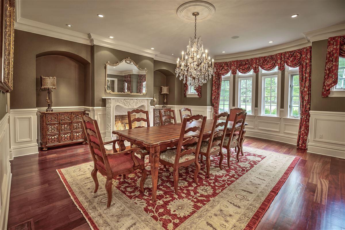 Luxury real estate Grand Bernardsville Mountain Estate