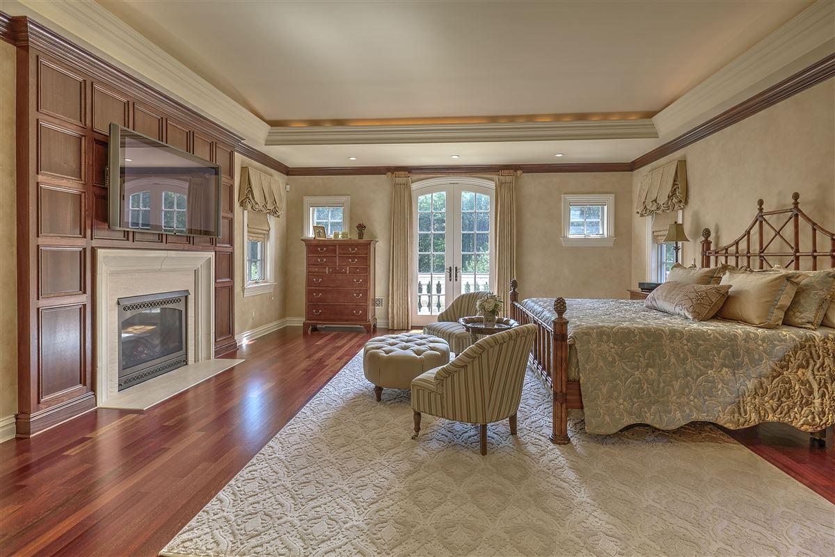 Mansions in Grand Bernardsville Mountain Estate