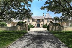 elegant french manor home on over 59 acres mansions