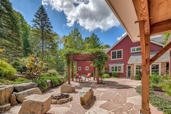 Luxury real estate Magnificently restored and expanded converted barn