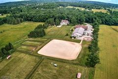 state of the art equestrian property mansions