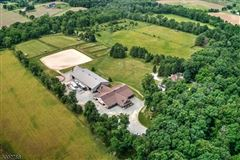 Luxury homes in state of the art equestrian property