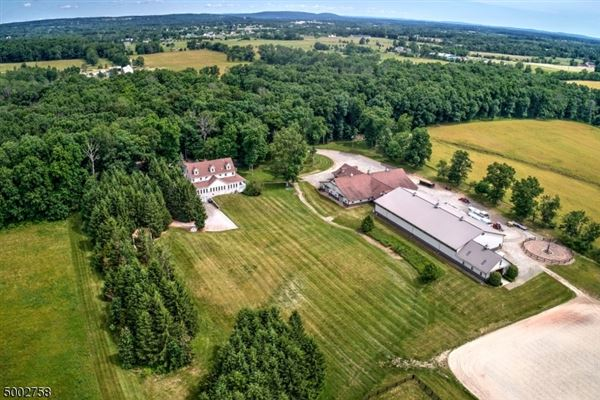 Luxury real estate state of the art equestrian property