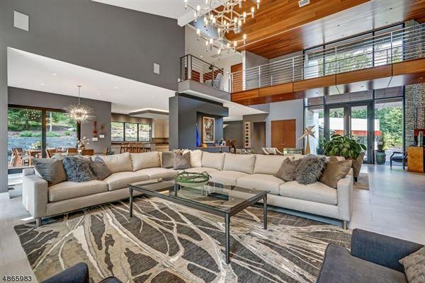 Luxury homes Modern Masterwork in Bernardsville
