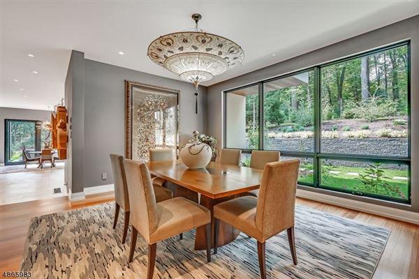 Luxury properties Modern Masterwork in Bernardsville
