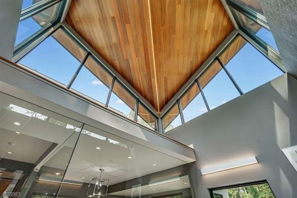 Mansions Modern Masterwork in Bernardsville