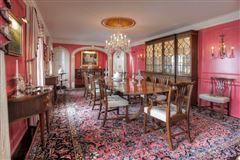 Luxury properties custom colonial on ten prime acres