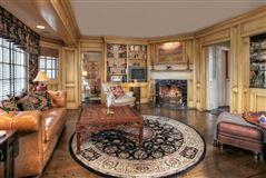 Luxury homes in custom colonial on ten prime acres