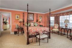 custom colonial on ten prime acres luxury homes