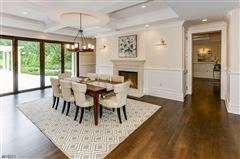 Luxury homes Custom home in chatham township