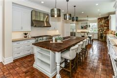 Custom home in chatham township luxury homes