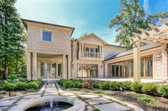 Custom home in chatham township luxury real estate