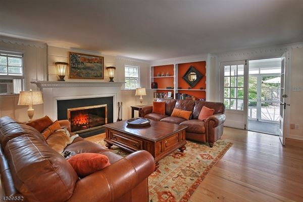 Luxury homes this charming cottage is enveloped in privacy