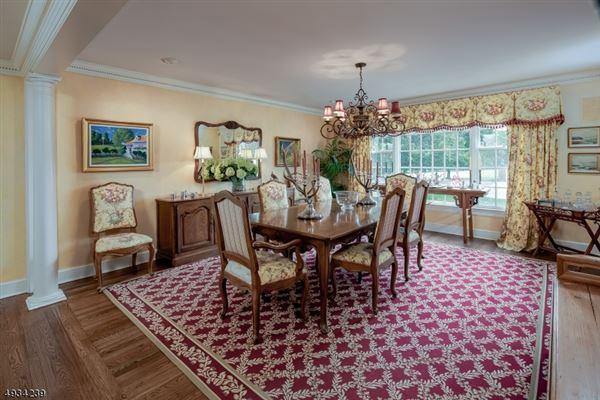 Classic Estate on the Bernardsville Mountain  luxury homes