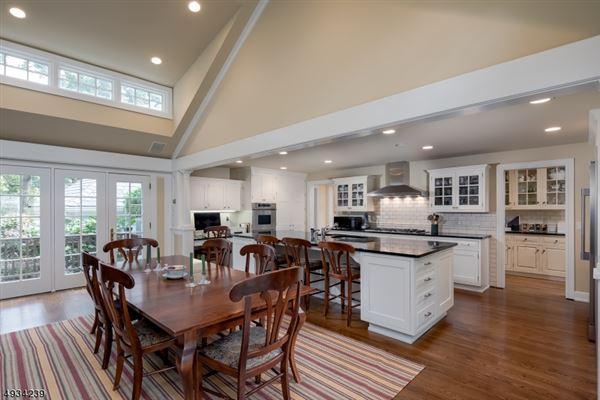 Classic Estate on the Bernardsville Mountain  luxury real estate
